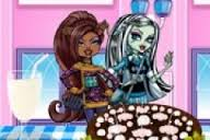 Monster High Pie de Chocolate