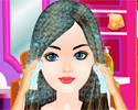 Peinados de Barbie